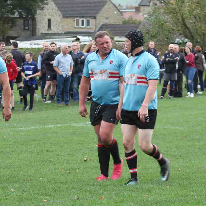 Scott Parkin Invitational XV v Beavers 16/10/2017