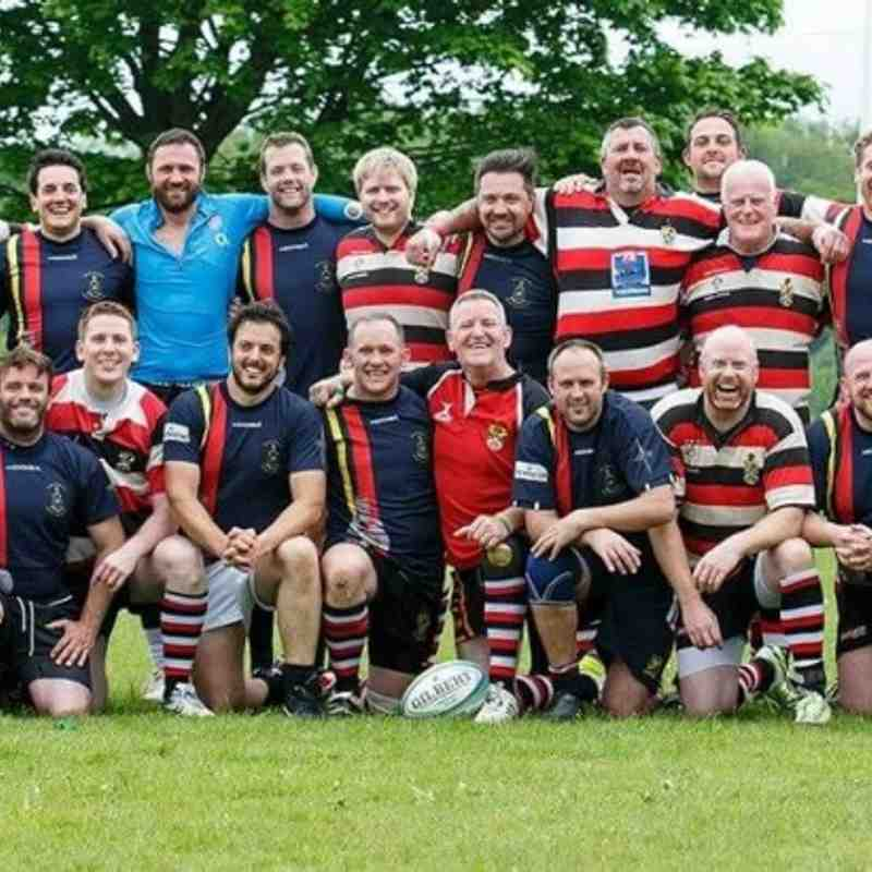 Cavalry v '1995 Frome Colts'
