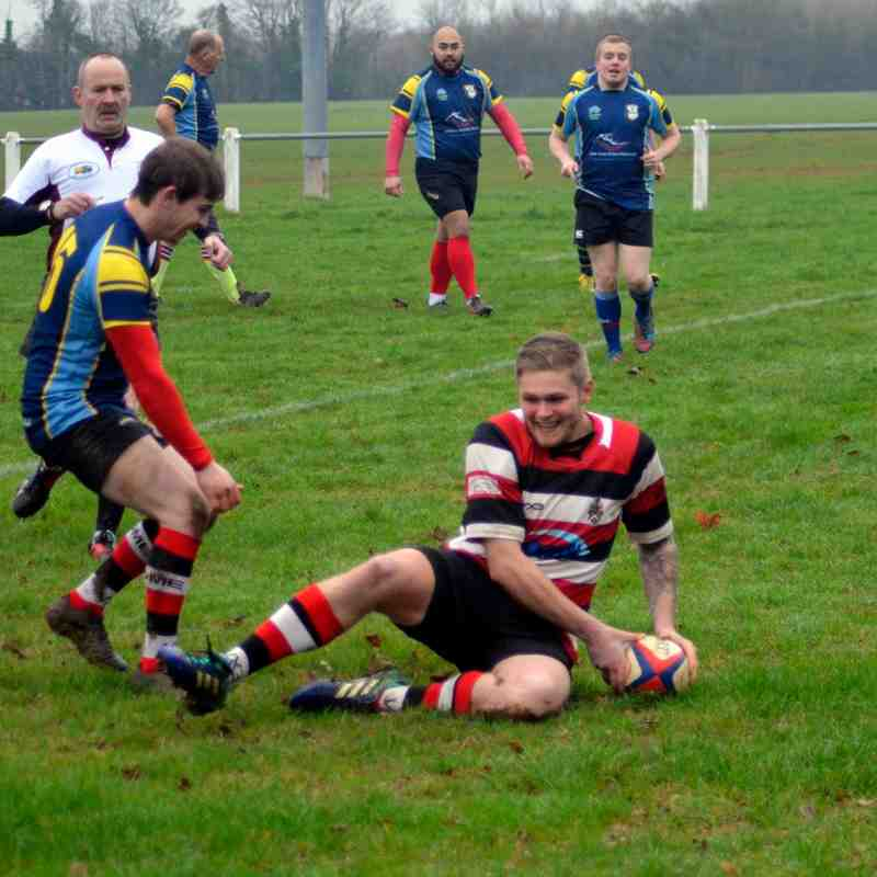 Frome RFC 3rd v Trowbridge RFC 4th