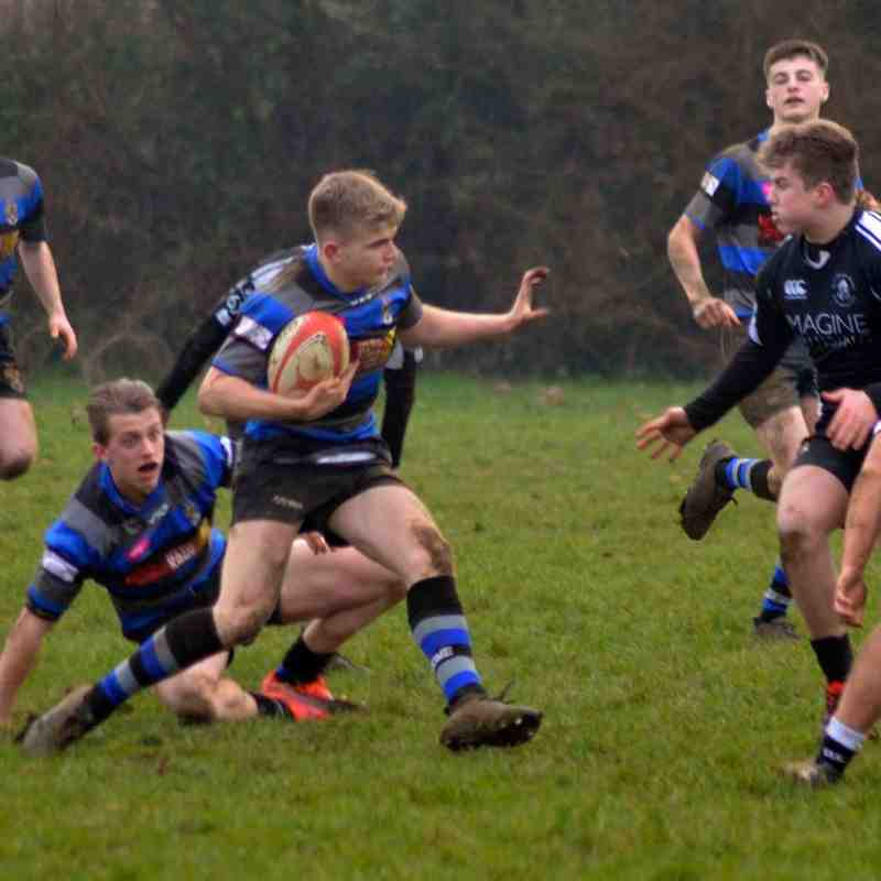 Frome RFC Academy v RWB RFC Colts (by Mark & Morgan Sangster)
