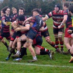 Frome RFC 1st v Bradford on Avon RFC 1st