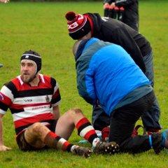 Frome RFC 2nd v Melksham RFC 2nd