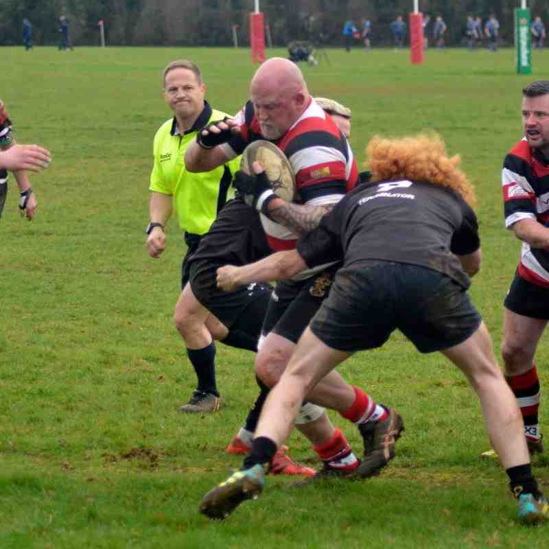 Frome RFC 3rd v Old Culverhaysians RFC 1st