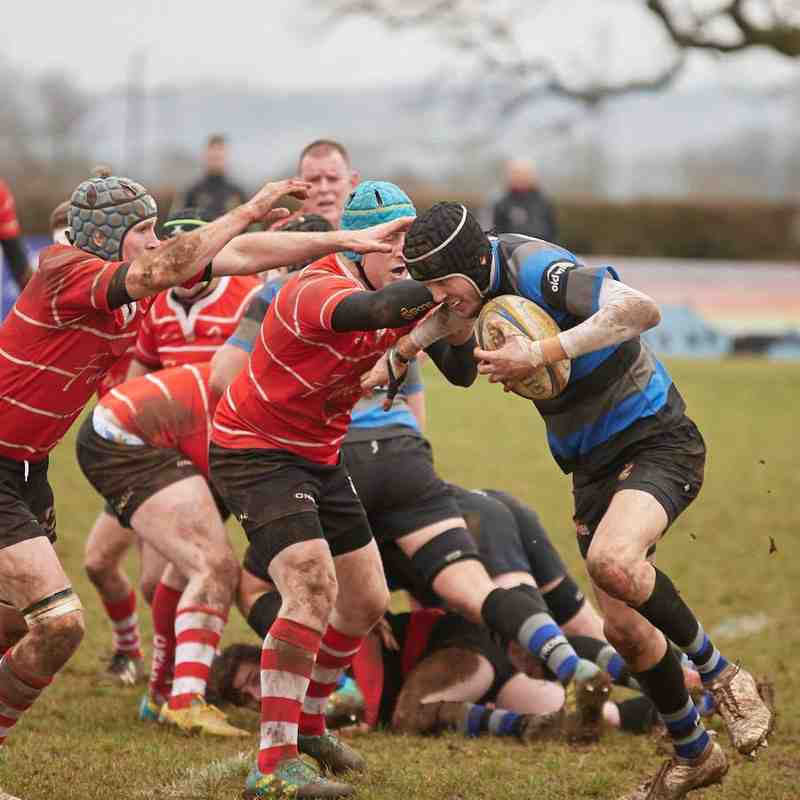 Corsham RFC 2nd v Frome RFC 2nd