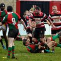 Frome RFC 2nd 62 - 7 Cricklade RFC 1st