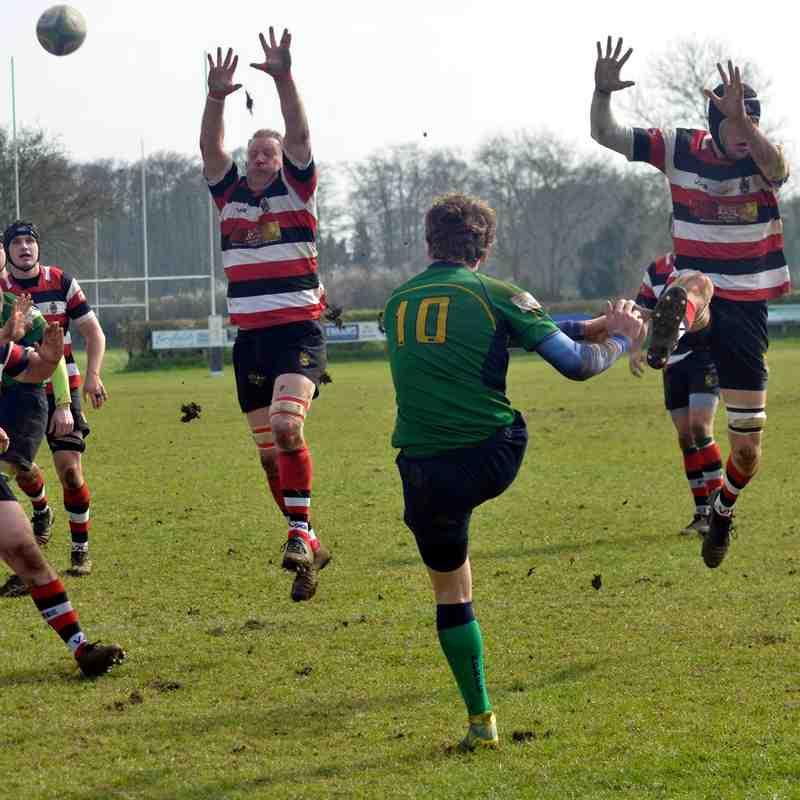 North Dorset RFC 1st v Frome RFC 1st