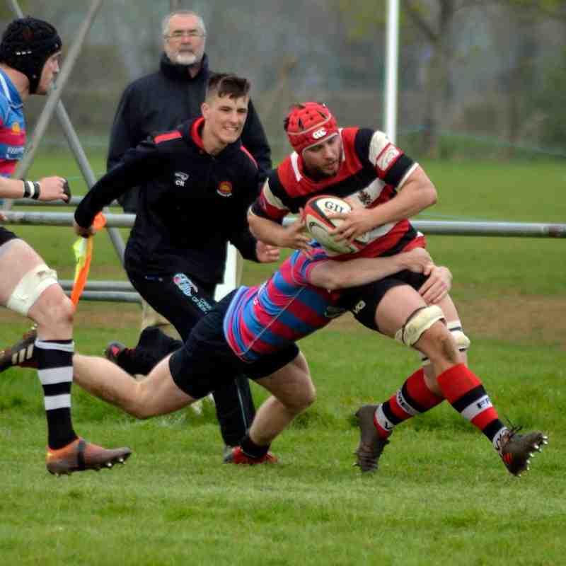 Frome RFC 1st v Sherborne RFC 1st