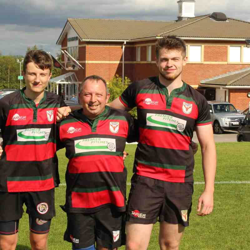 Dronfield Rugby v Matlock