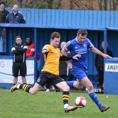 Farsley v Marine AFC April 18