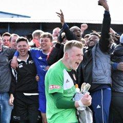 Farsley FC - Champions 18/19