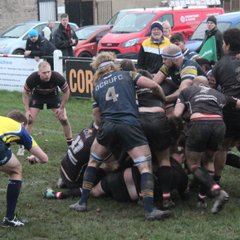 Old Brods 24 Old Crossleyans 13 - January 26th 2016