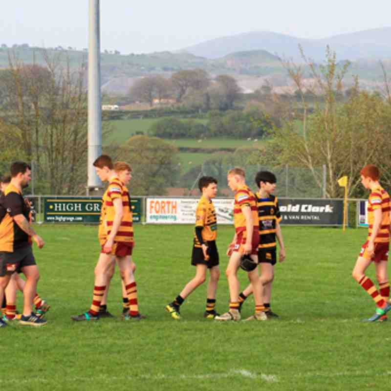 Season 2019 u14s League Wath Brow v Seaton
