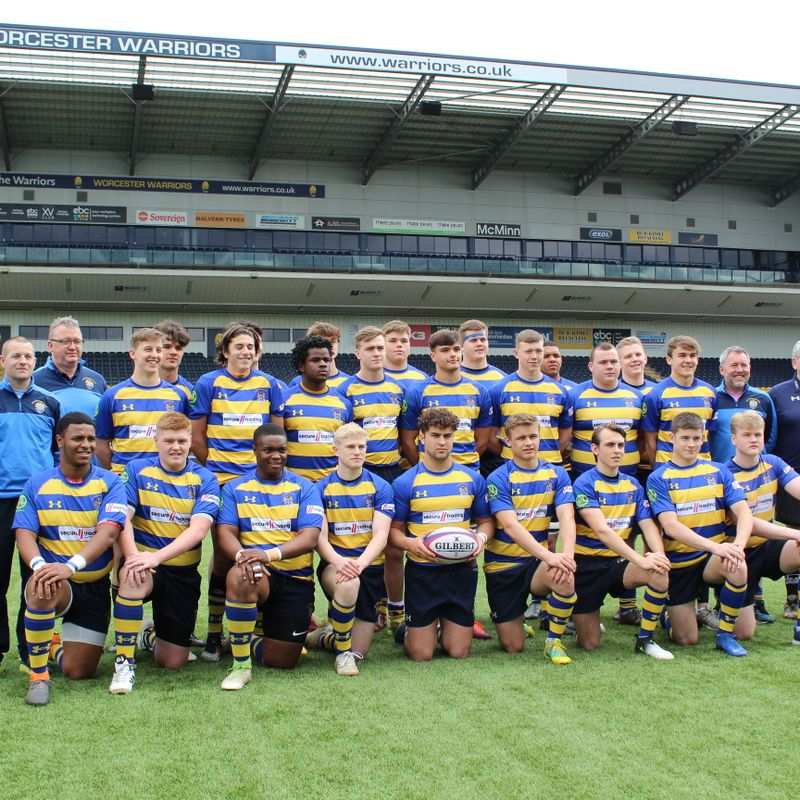 Colts - National Cup Final vs Wharfedale