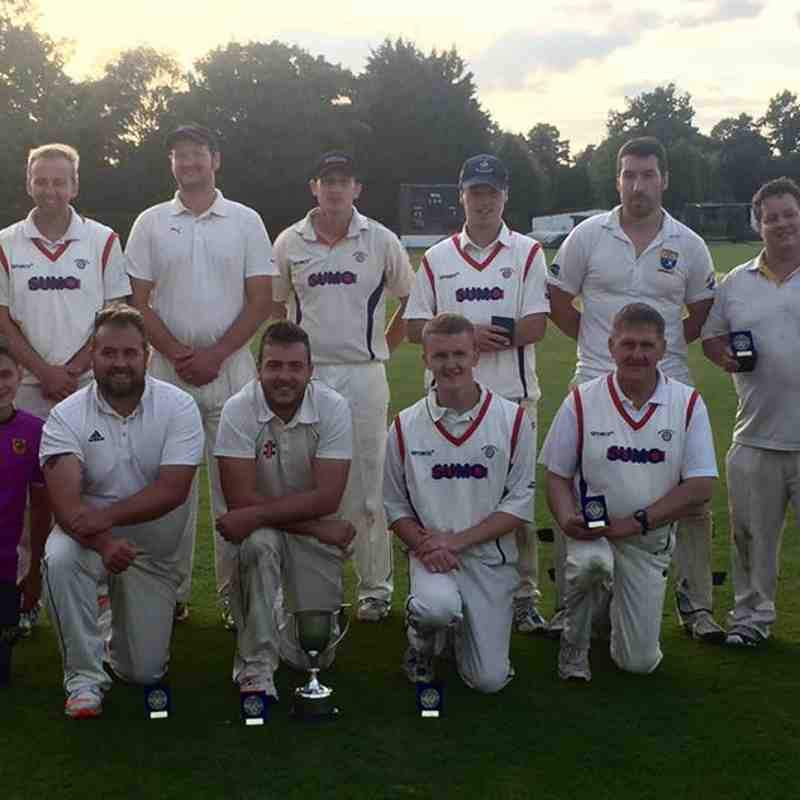 Guy Mitchell Cup Winners 2017