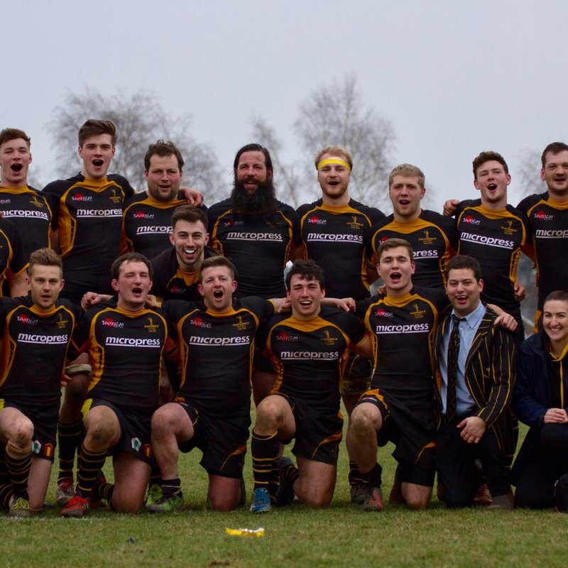 1st XV lose to Wanstead 31 - 22