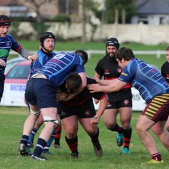 2's v Rugby St Andrews (H) W 26-17 (ish!)