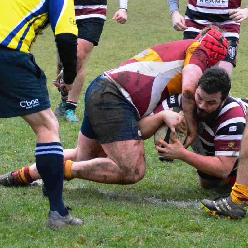 Beccs A XV v Dartfordians - 02/02/19