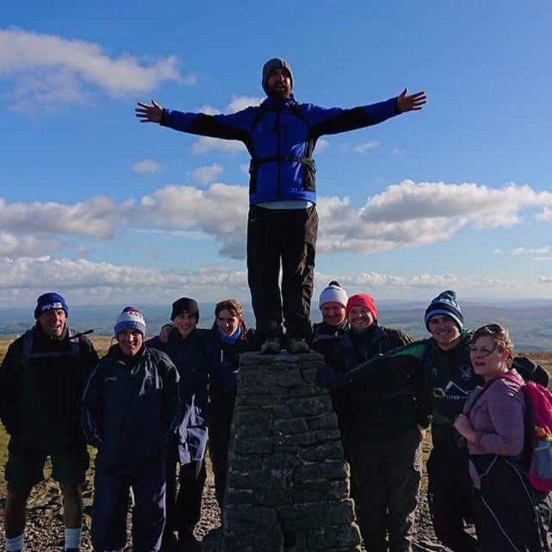 Yorkshire 3 peaks 2018