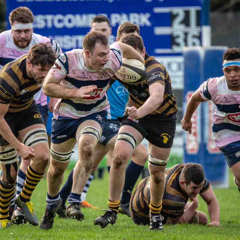 Combe vs Camberley March 2019