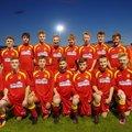 Marston Saints 1 Banbury United 3