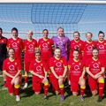Women's First Team beat Taplow United 2 - 8