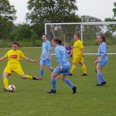 Banbury United Women Development v Carterton Res