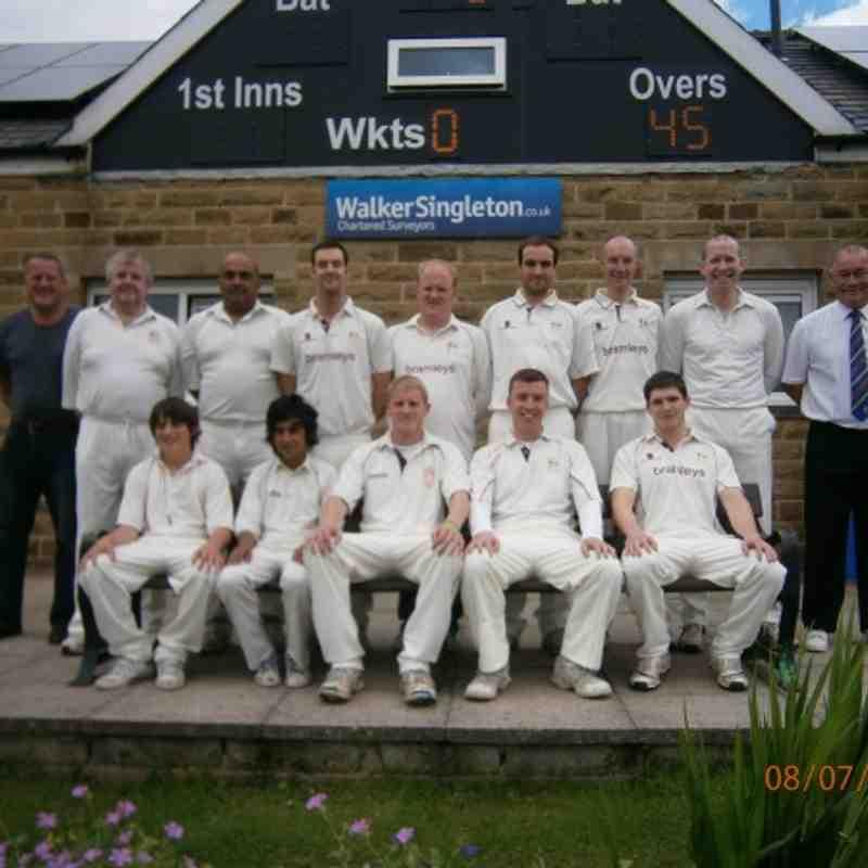 Sunday Section team photo