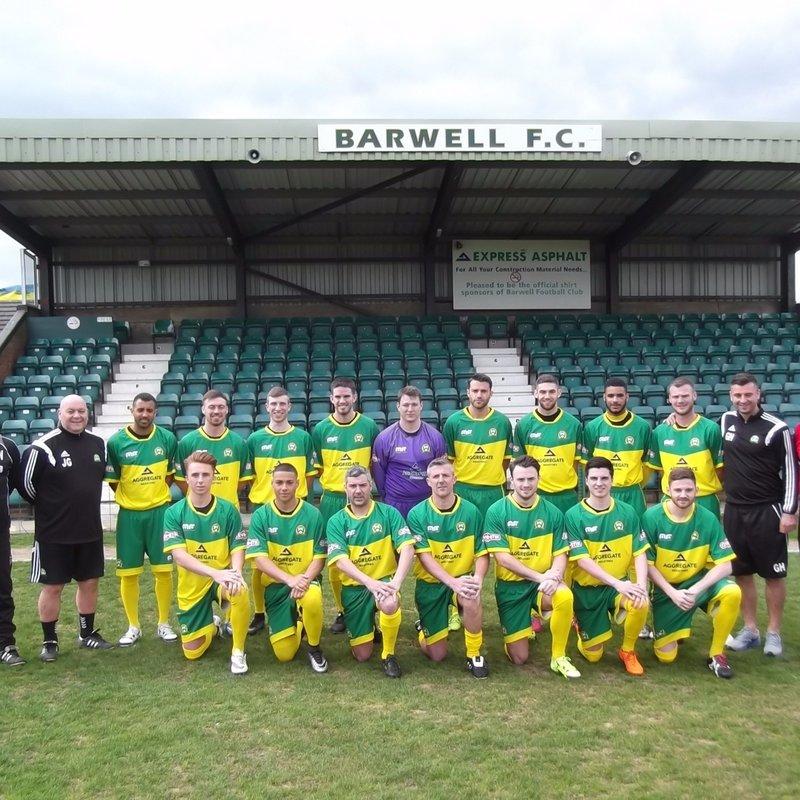 Lowestoft Town 0 - 0 Barwell