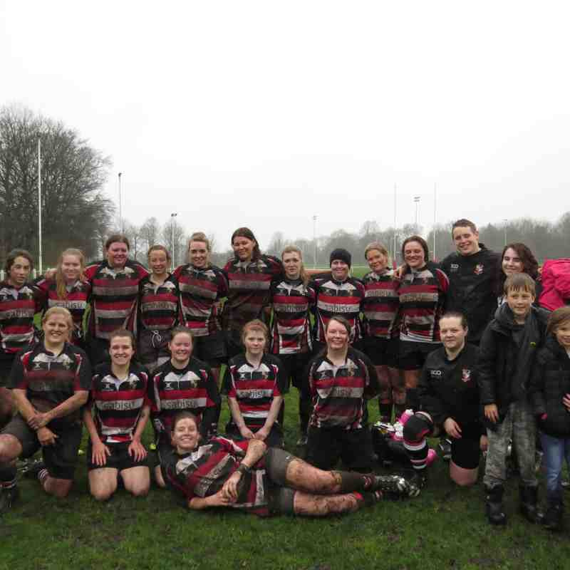 AKWRFC vs Vagabonds 18th Mar '17