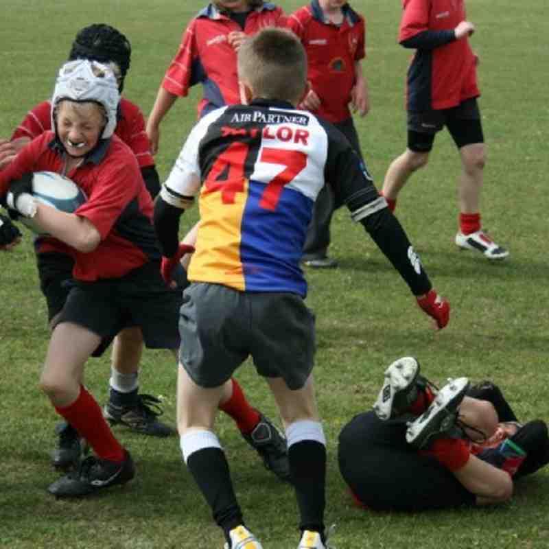 Fawley U11's - Vectis Tournament 2010