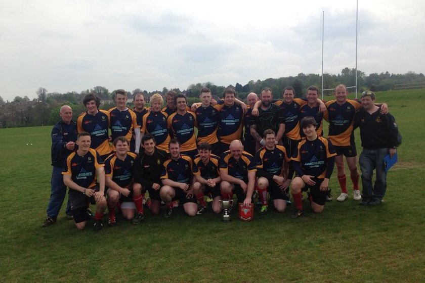 2nd XV lose to Stafford Development XV 27 - 20