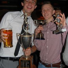Sharpness AFC Presentation Evening 2014