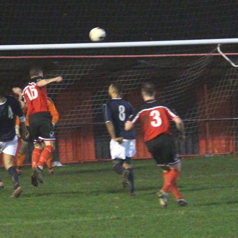 A last gasp Studley winner foils the Hammers in a tough encounter.