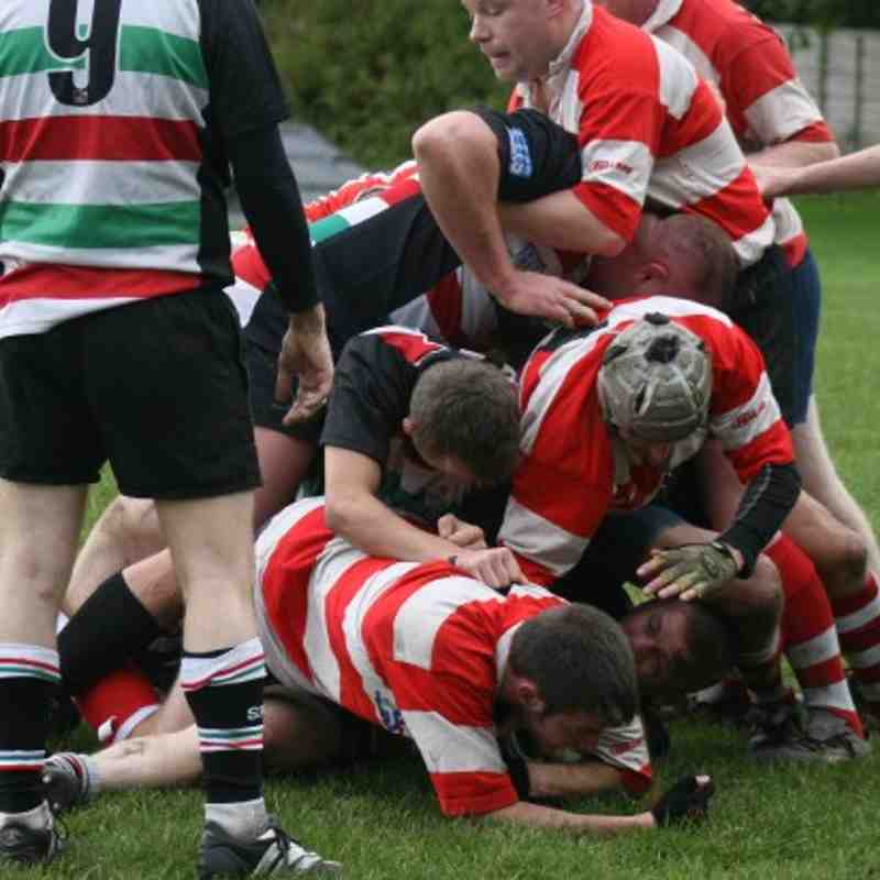 3rd's v Vale of Lune 181008
