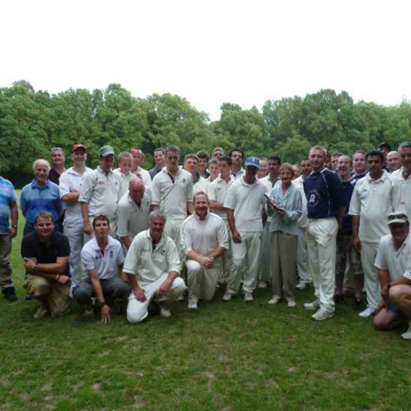 Andy Hinks Memorial Tournament 2011