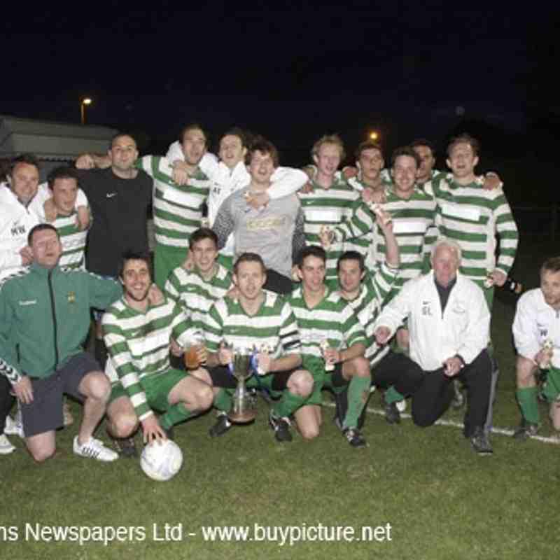 Belli Cup Final 2012-13