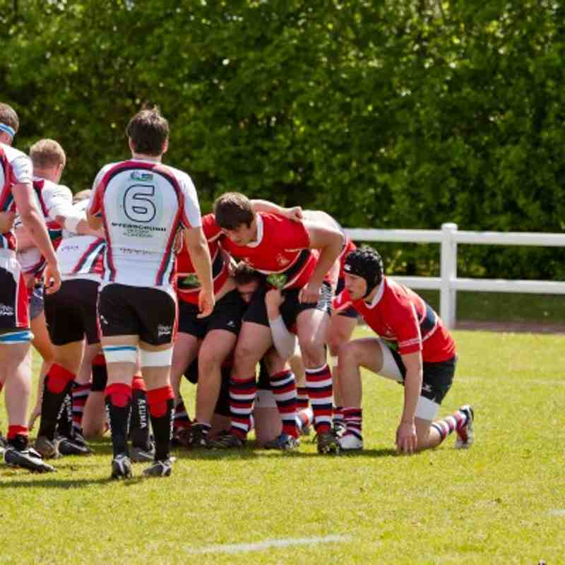 British Colleges Final hosted by Cleve RFC