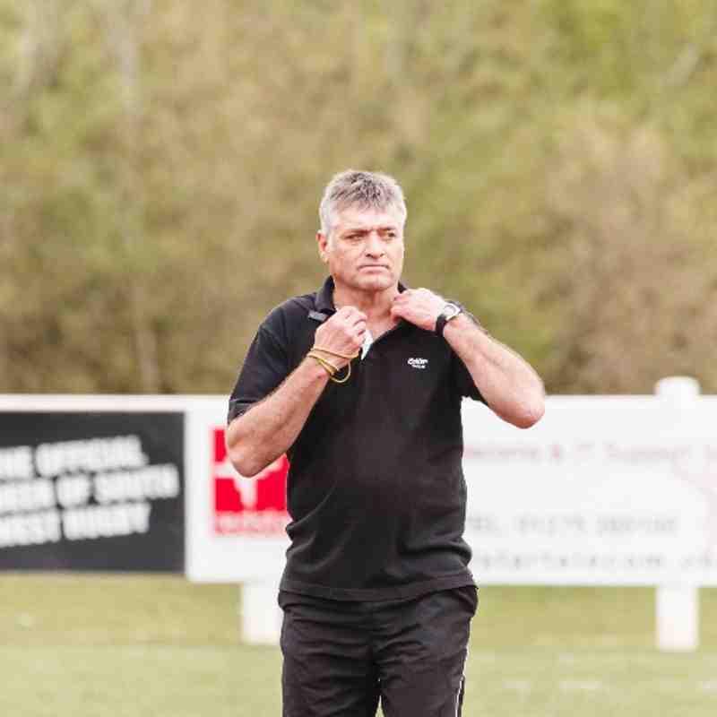 Cleve United RFC v Cinderford 3 RFC 12 Apr 2014