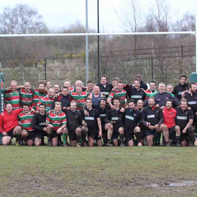 Burntwood v Hamburg Exiles
