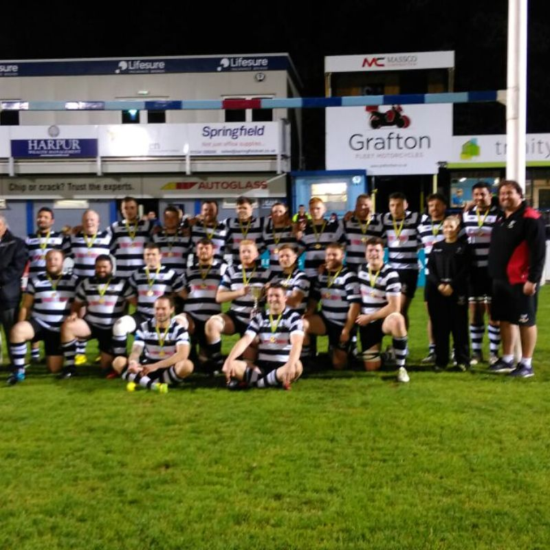 East Midlands Cup Final - Bedford Athletic 54 Peterborough 15