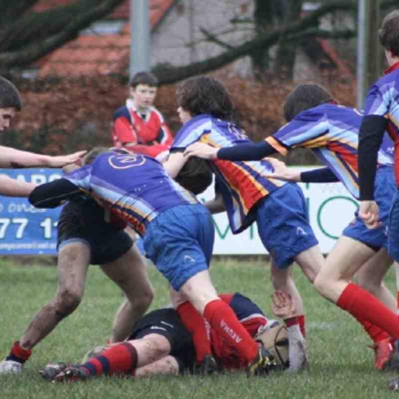 Glenzie U16 v Paisley