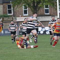 Bedford Ath 1stxv vs. Peterborough 30.04.19 East Midlands Cup Final