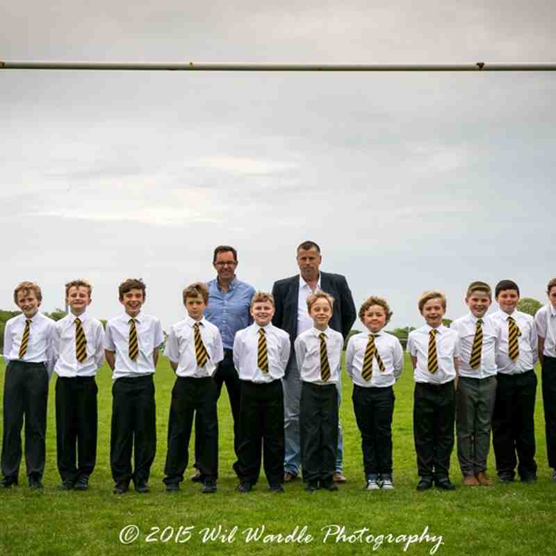 Under 10s End of Year 2015