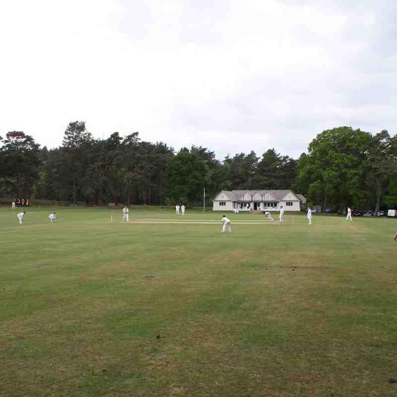 Brook v Blackheath 2015