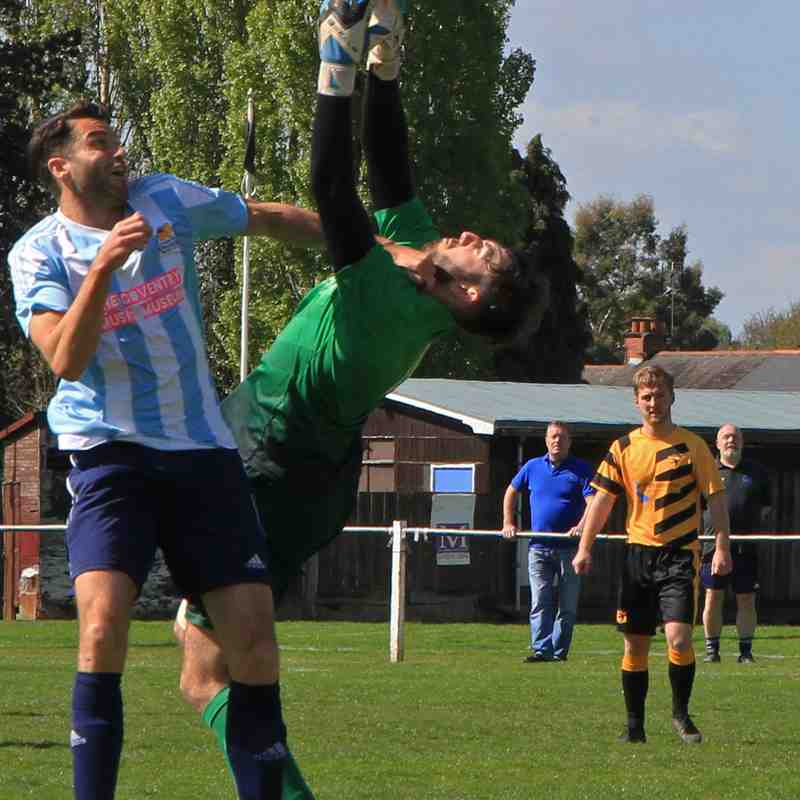 Sphinx 1-3 Stourport Swifts 22.04.17. Courtesy of Marcus Robinson