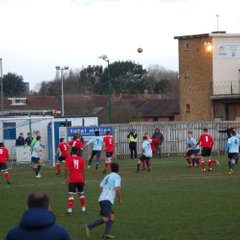 Coventry Sphinx v AFC Wulfrunians 02.03.19 Courtesy of Stuart Guest