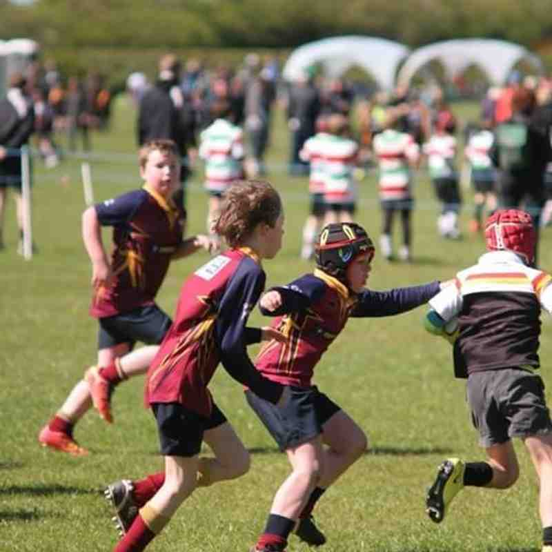 U9 TOURNEMENT @ CHESTER RUFC