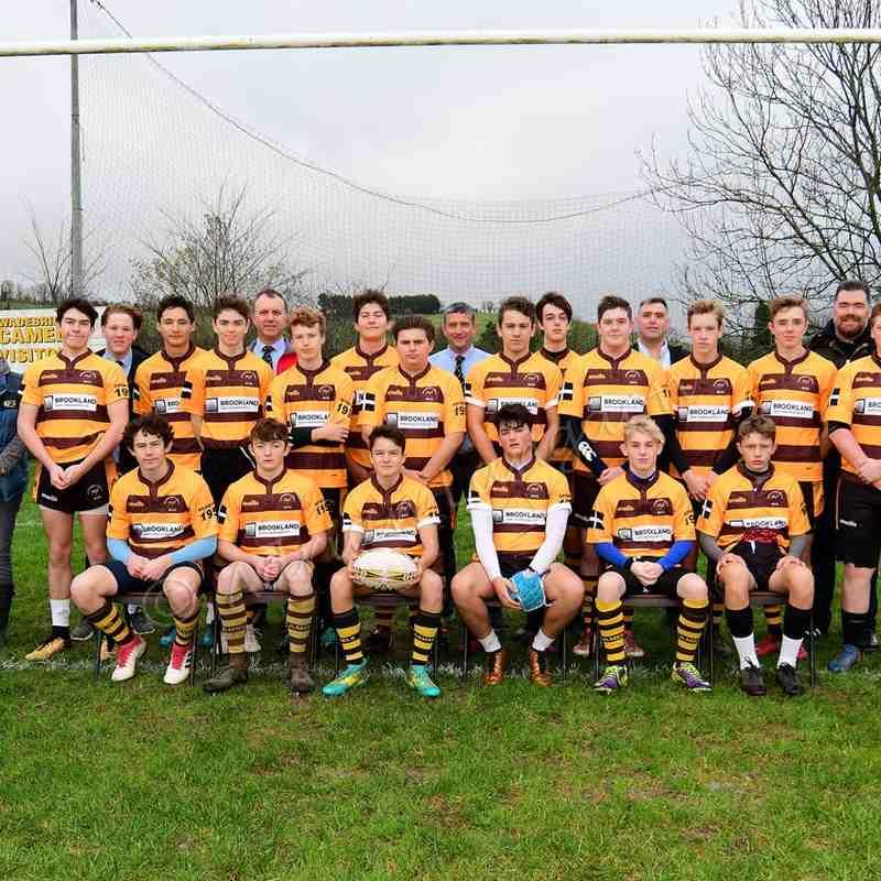 Wadebridge Camels Under 16s team photos