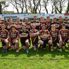 Camels 2nds v Launceston 2nds Duchy Cup final 2019