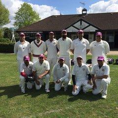 Priory Park Cricket Club 154 - 55 Old Isleworthians & Heston